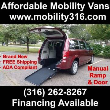2019 Dodge Grand Caravan SE for sale at Affordable Mobility Solutions - Mobility/Wheelchair Accessible Inventory-Wichita,KS in Wichita KS