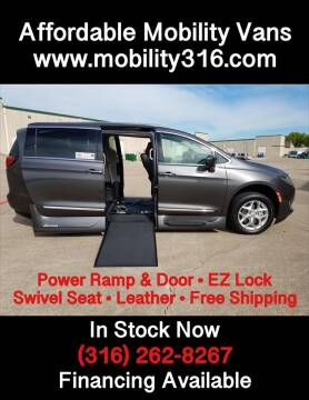 2019 Chrysler Pacifica Touring L Plus for sale at Affordable Mobility Solutions - Mobility/Wheelchair Accessible Inventory-Wichita,KS in Wichita KS