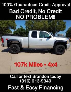 2012 Chevrolet Silverado 1500 LT for sale at Affordable Mobility Solutions - Standard Vehicles in Wichita KS