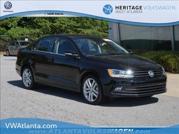 2015 Volkswagen Jetta for sale in Lithia Springs, GA