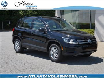 2017 Volkswagen Tiguan for sale in Lithia Springs, GA