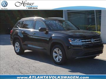 2018 Volkswagen Atlas for sale in Lithia Springs, GA