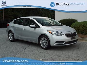 2016 Kia Forte for sale in Lithia Springs, GA