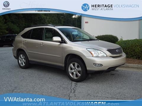 2004 Lexus RX 330 for sale in Lithia Springs, GA