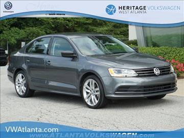 2016 Volkswagen Jetta for sale in Lithia Springs, GA