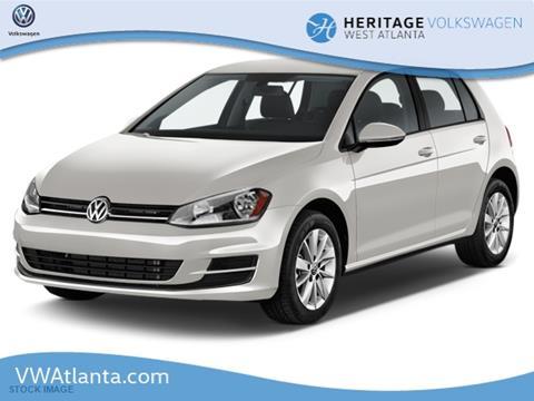 2017 Volkswagen Golf for sale in Lithia Springs, GA