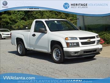 2012 Chevrolet Colorado for sale in Lithia Springs, GA