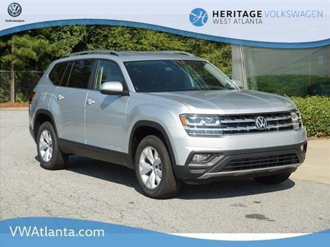 2018 Volkswagen Atlas for sale in Lithia Springs, GA