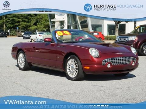 2004 Ford Thunderbird for sale in Lithia Springs, GA