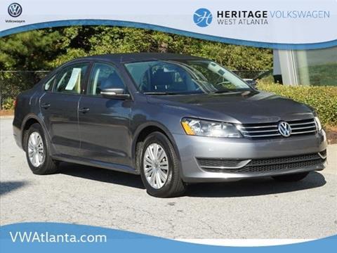 2015 Volkswagen Passat for sale in Lithia Springs, GA