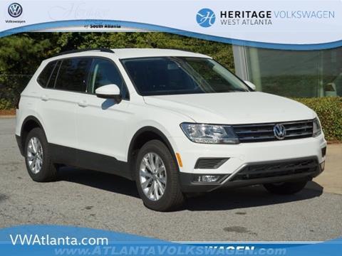 2018 Volkswagen Tiguan for sale in Lithia Springs, GA