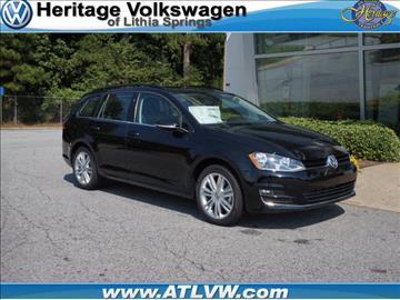 2015 Volkswagen Golf SportWagen for sale in Lithia Springs, GA