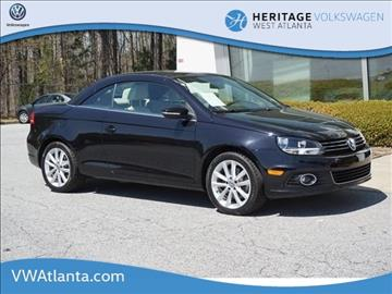 2013 Volkswagen Eos for sale in Lithia Springs, GA