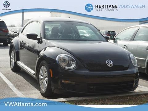 2015 Volkswagen Beetle for sale in Lithia Springs, GA