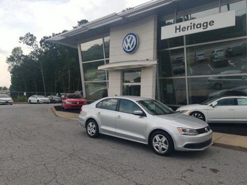 2014 Volkswagen Jetta for sale in Lithia Springs, GA