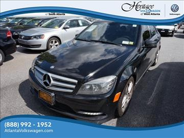 2011 Mercedes-Benz C-Class for sale in Lithia Springs, GA