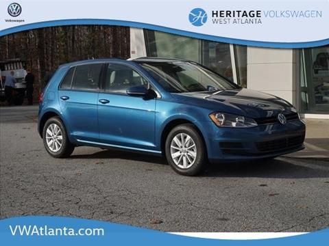 2017 Volkswagen Golf for sale in Lithia Springs, GA