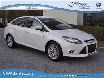 2013 Ford Focus for sale in Lithia Springs, GA