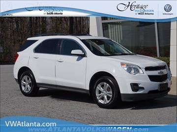 2010 Chevrolet Equinox for sale in Lithia Springs, GA