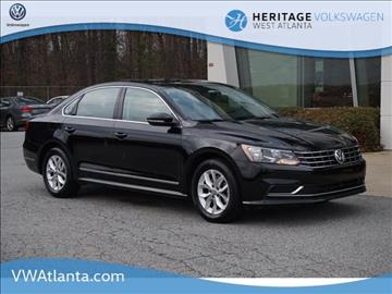 2016 Volkswagen Passat for sale in Lithia Springs, GA