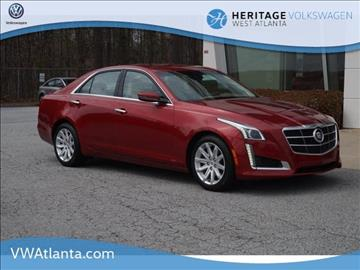 2014 Cadillac CTS for sale in Lithia Springs, GA