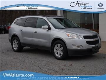 2011 Chevrolet Traverse for sale in Lithia Springs, GA