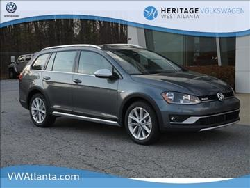 2017 Volkswagen Golf Alltrack for sale in Lithia Springs, GA