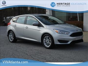 2015 Ford Focus for sale in Lithia Springs, GA