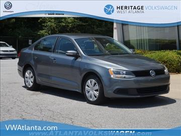 2012 Volkswagen Jetta for sale in Lithia Springs, GA