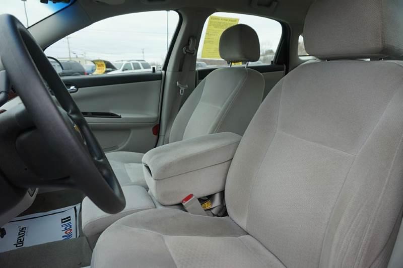 2006 Chevrolet Impala LS 4dr Sedan - Lewiston ME