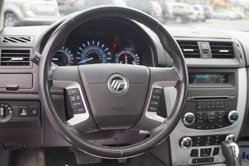 2010 Mercury Milan V6 Premier 4dr Sedan - Lewiston ME