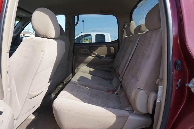 2005 Toyota Tundra 4dr Double Cab SR5 4WD SB V8 - Lewiston ME