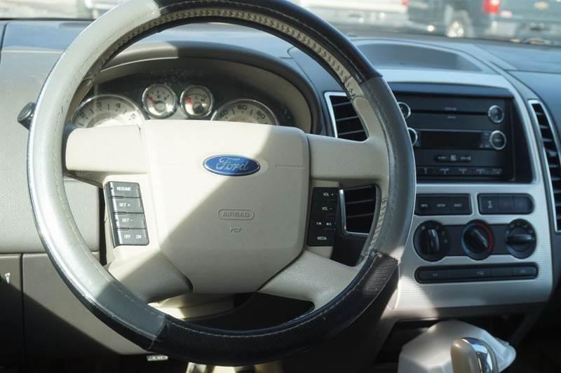 2008 Ford Edge SEL AWD 4dr SUV - Lewiston ME
