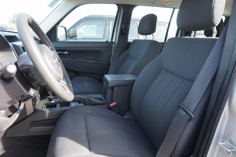 2012 Jeep Liberty 4x2 Sport 4dr SUV - Lewiston ME