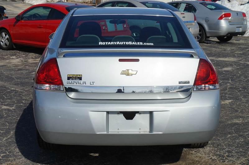 2009 Chevrolet Impala LT 4dr Sedan - Lewiston ME