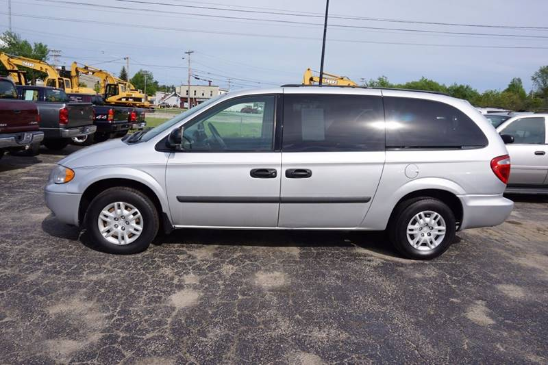 2007 Dodge Grand Caravan SE 4dr Extended Mini-Van - Lewiston ME