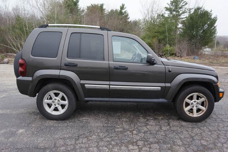 2006 Jeep Liberty Limited 4dr SUV - Lewiston ME