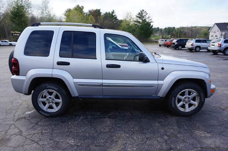 2007 Jeep Liberty Limited 4dr SUV 4WD - Lewiston ME