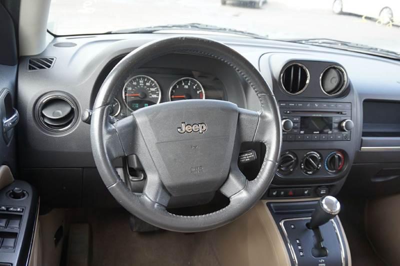 2009 Jeep Patriot 4x4 Limited 4dr SUV - Lewiston ME
