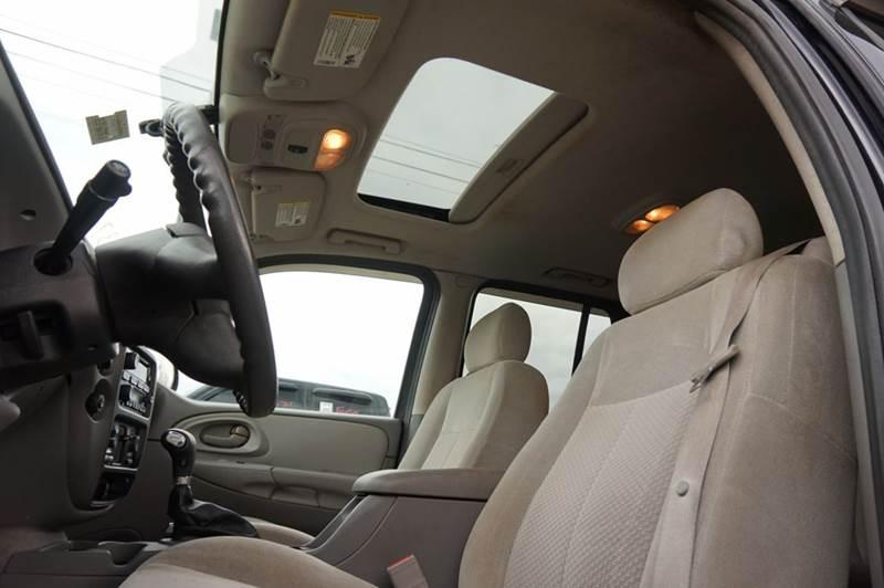 2008 Chevrolet TrailBlazer 4x4 LT1 4dr SUV - Lewiston ME