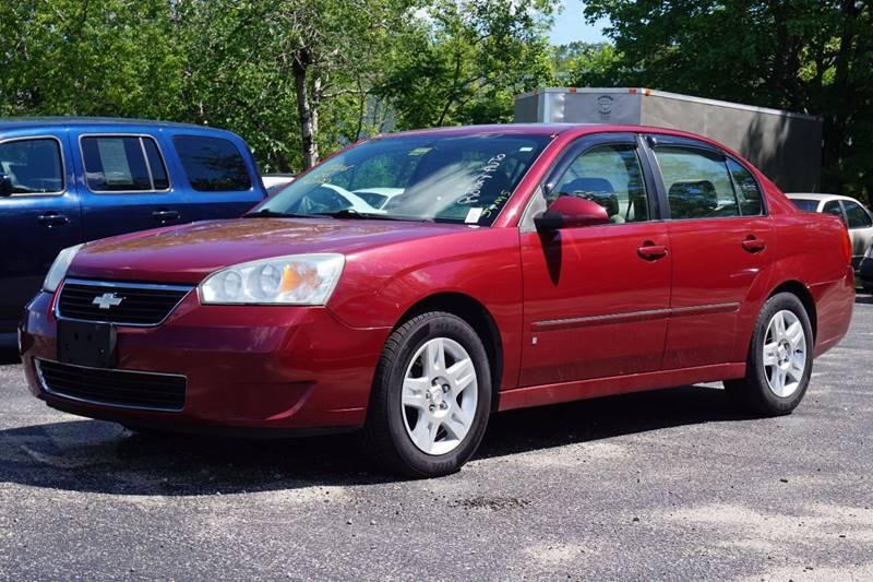 2006 Chevrolet Malibu LT 4dr Sedan w/V6 - Lewiston ME