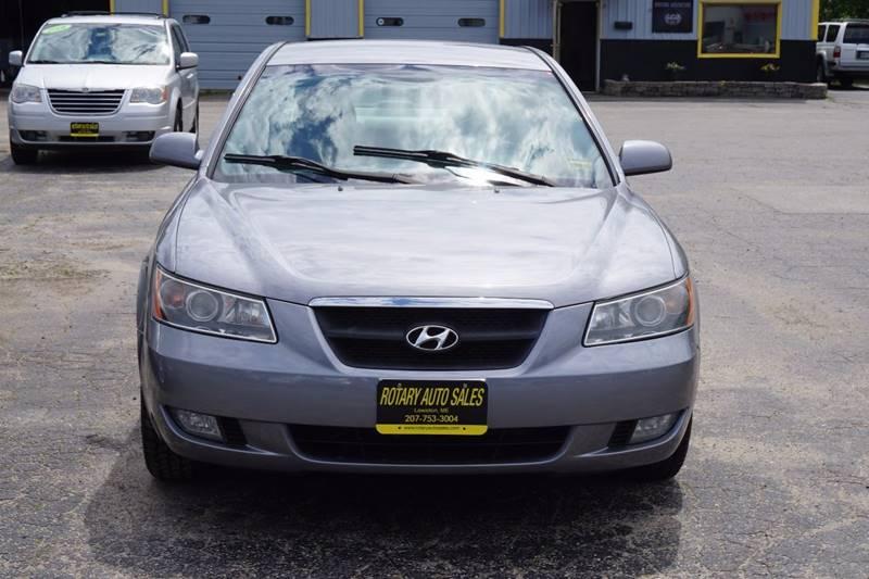 2007 Hyundai Sonata SE 4dr Sedan - Lewiston ME