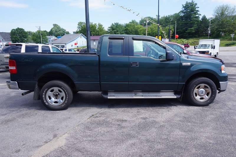 2006 Ford F-150 XLT 4dr SuperCab 4WD Styleside 6.5 ft. SB - Lewiston ME