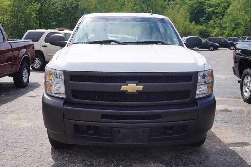 2009 Chevrolet Silverado 1500 4x4 Work Truck 4dr Extended Cab 6.5 ft. SB - Lewiston ME