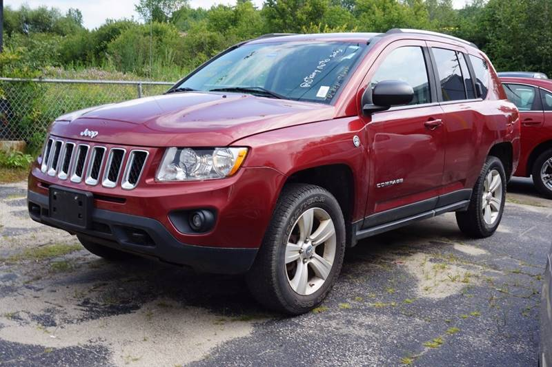 2011 Jeep Compass 4x4 Limited 4dr SUV - Lewiston ME