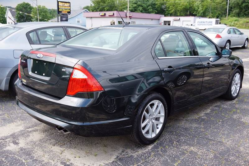 2010 Ford Fusion SE 4dr Sedan - Lewiston ME