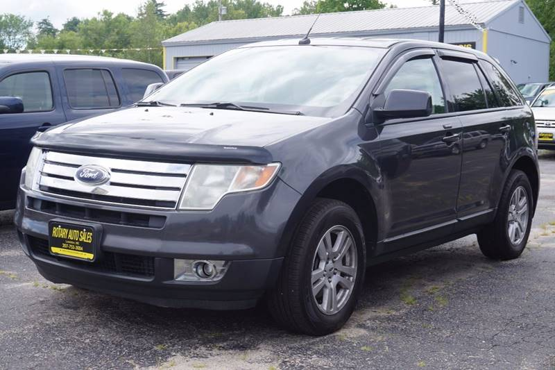 2007 Ford Edge AWD SEL 4dr Crossover - Lewiston ME