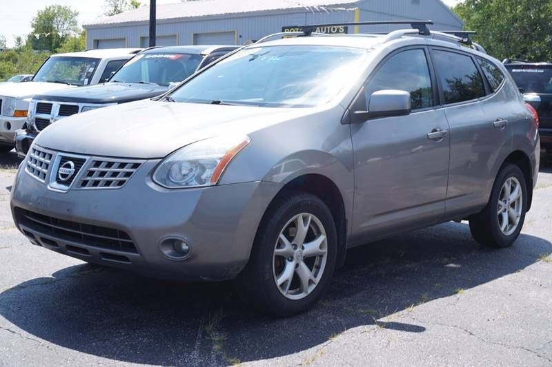 2009 Nissan Rogue AWD SL Crossover 4dr - Lewiston ME