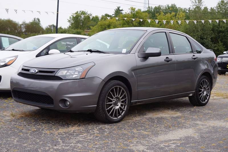2011 Ford Focus Sport SES 4dr Sedan - Lewiston ME