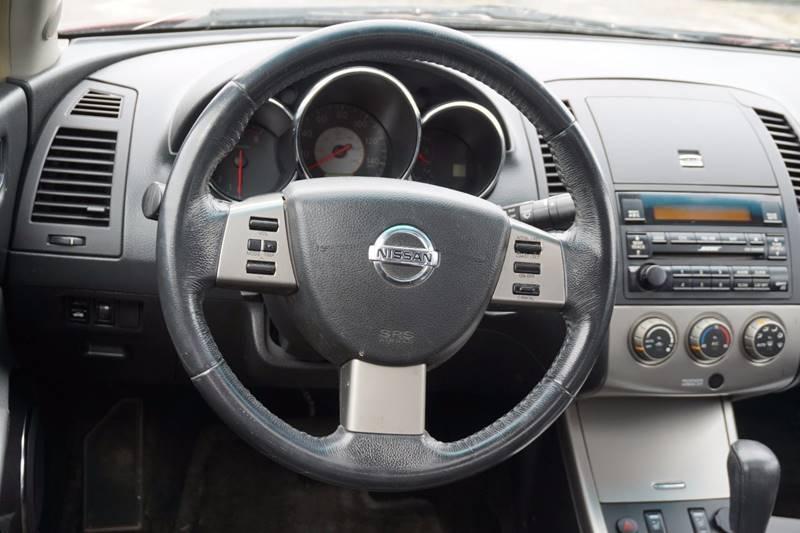 2006 Nissan Altima 2.5 SL 4dr Sedan - Lewiston ME